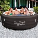 Bestway Lay-Z-Spa Limited Ø 196cm mit Filterpumpe – Whirlpool beheizter Pool Outdoor