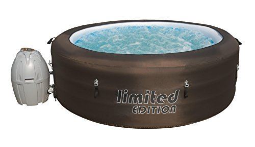 bestway lay z spa limited whirpool mit filterpumpe beheizter pool outdoor o 196 cm - Bestway Lay-Z-Spa Limited Whirpool, mit Filterpumpe, beheizter Pool Outdoor, Ø 196 cm